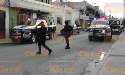 ¡Policías estatales detuvieron a 2 sujetos que iban a secuestrar a 2 muchachas en Zacatecas!