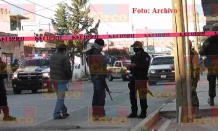 ¡Ejecutaron a 2 jóvenes albañiles en la colonia Campesina, en Guadalupe!