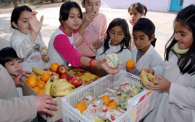 ¡El programa estatal de promoción a la salud, benéfico para la salud de escolares!