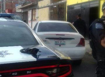 ¡Policía estatal resultó lesionado tras perseguir a un automovilista en Aguascalientes!