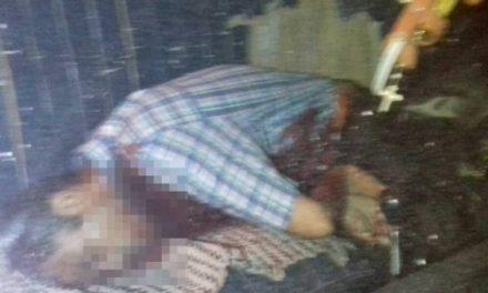 ¡Ya identificaron al hombre asesinado-degollado dentro de una camioneta en Aguascalientes!