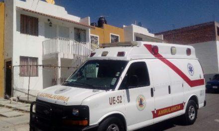 ¡Grave niño de 4 años de edad que sufrió quemaduras al caerle encima agua hirviendo en Aguascalientes!