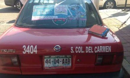 ¡Policías municipales detuvieron a taxista que habría abusado sexualmente de su hija en Aguascalientes!