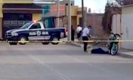 ¡Ejecutan a una persona en Calera, Zacatecas!