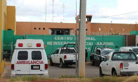 """¡Asesinaron al jefe de plaza de """"Los Zetas"""" en Fresnillo tras una riña en el CERERESO de Cieneguillas!"""