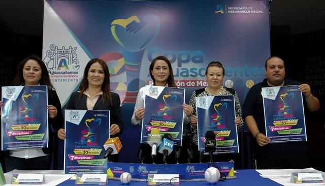 ¡Apuesta Tere Jiménez al deporte como estrategia de prevención del delito y rescate social!