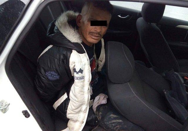 ¡Ciudadanos detuvieron a drogado delincuente que intentó asaltar a una mujer en Aguascalientes!