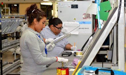 ¡Aguascalientes es 2° lugar nacional con mayor incremento de personal ocupado en empresas IMMEX!