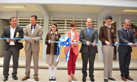 ¡Arranca MOS en Aguascalientes modelo educativo Steam con inversión superior a un millón 520 mil pesos!