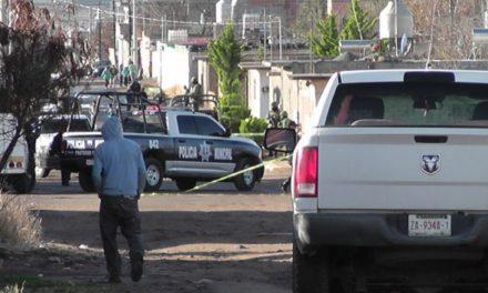 ¡Debajo un mezquite hallaron a un hombre ejecutado en Zacatecas!