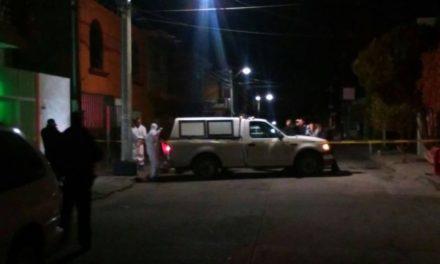 ¡Ejecutaron a balazos a un narco-mecánico en Aguascalientes!