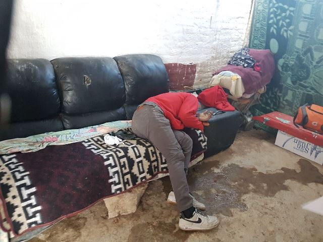 ¡Ejecutaron a balazos a un vendedor de drogas en su casa en Aguascalientes!