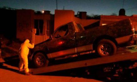 ¡Ejecutaron a un hombre de 5 balazos a bordo de su auto en Aguascalientes!