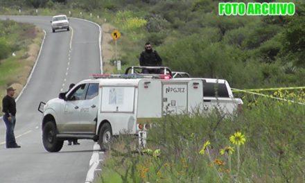 ¡Hallaron a 2 hombres ejecutados a mitad de una carretera en Trancoso!