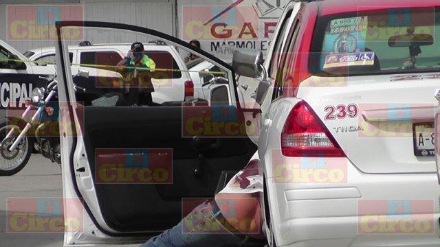"""¡Taxista conocido como """"El Tacos"""" fue ejecutado en Fresnillo!"""