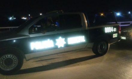 ¡Policías municipales frustraron el suicidio de una joven en Aguascalientes!