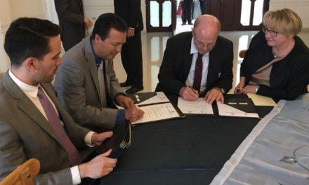 ¡IEA firma convenio de colaboración con Universidades de Alemania!