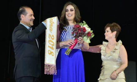 ¡Pamela Barrera es la Reina de la FNSM 2018 y la acompañan Daniela Landín y Anette Anaya como princesas!