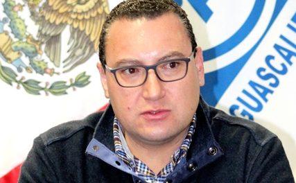 ¡Asiste Paulo Martínez a la toma de protesta de Ricardo Anaya como candidato a la Presidencia de la República!