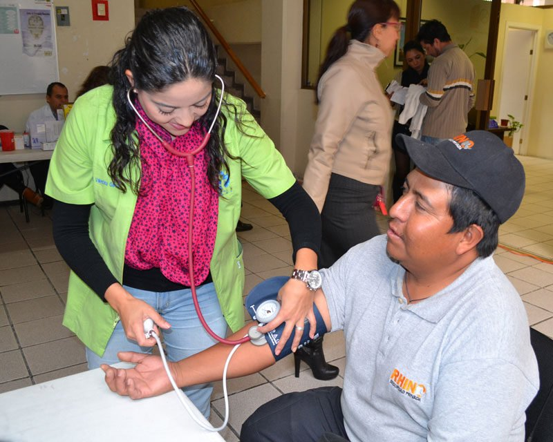 ¡ISSEA hace un llamado a la población a cuidarse de la hipertensión arterial!