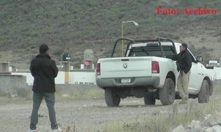 ¡Policías ministeriales rescataron a un hombre secuestrado en Zacatecas!
