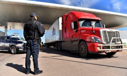 ¡Refuerza MOS seguridad en Aguascalientes con la terminación de las puertas de acceso al estado!
