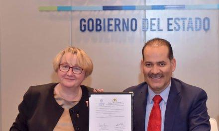 ¡Exploran Aguascalientes y Alemania oportunidades de innovación y fortalecimiento del Sistema Educativo Dual!