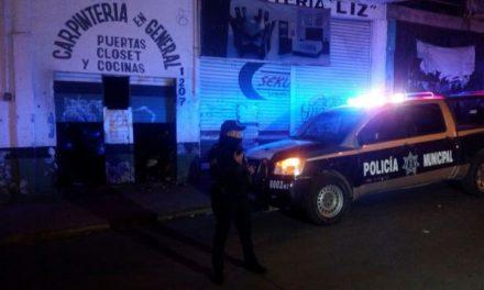 ¡Hallaron muerto a un carpintero-pepenador en su taller en Aguascalientes!