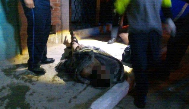¡Policías rescataron a joven que resultó quemado e intoxicado tras incendiarse su casa en Aguascalientes!
