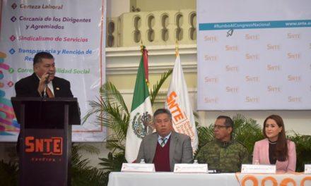 ¡Reitera alcaldesa Tere Jiménez respaldo de la administración municipal al sector educativo!