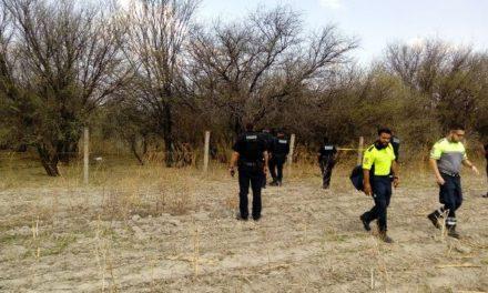 ¡Putrefacto hallaron a un hombre que se suicidó en un predio en Aguascalientes!