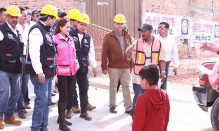 ¡Continúa el compromiso de Tere Jiménez con las familias del oriente de la ciudad!