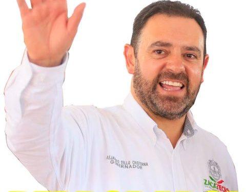 ¡Reprueban el 83% de empresarios de Zacatecas el gobierno de Alejandro Tello!