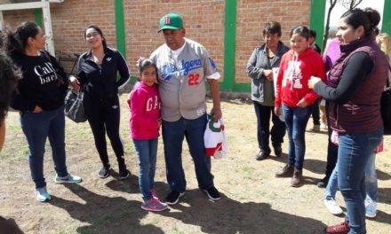 ¡Libre y con su familia el profesor Ubaldo Treviño Soledad!