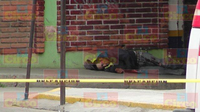 ¡Otra agresión armada en Plateros, Fresnillo, dejó 1 ejecutado y 1 lesionado!
