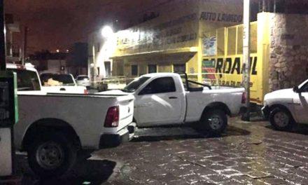 ¡Ataque armado en un auto lavado en Zacatecas dejó 2 ejecutados y 4 lesionados!