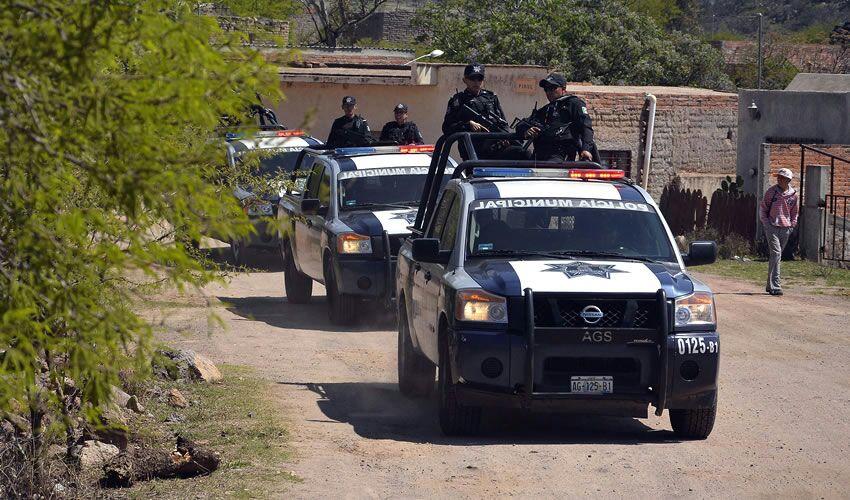 Blinda SSPM Límites del Municipio de Aguascalientes