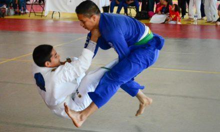 ¡Extraordinaria participación en el Primer Torneo Estatal de Jiu Jitsu Brasileño!