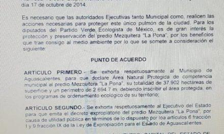 ¡Convocatoria de Semarnat para el tema de Bosque de Cobos viola la libertad de expresión!