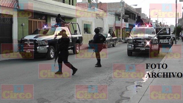 ¡Hombre fue ejecutado en la vía pública en Ojocaliente!