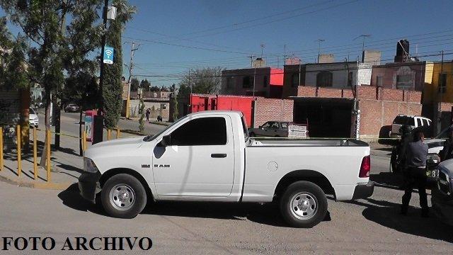 ¡Hombre se suicidó de un disparo en la cabeza en Guadalupe, Zacatecas!