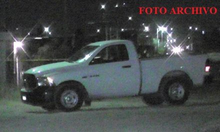 ¡Ejecutaron a 2 hombres a balazos en Sombrerete y les dejaron un narco-mensaje!