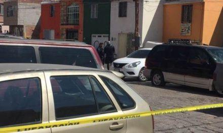 ¡Hallaron un carro baleado en Zacatecas y detuvieron a 4 sospechosos!