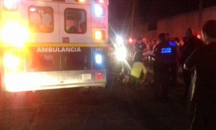 ¡Sexagenario murió atropellado por una camioneta en Aguascalientes!