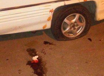 "¡Grave hombre atropellado por auto ""fantasma"" en Aguascalientes!"