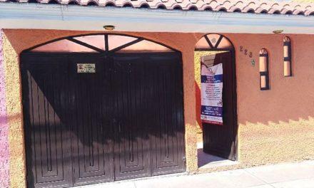 ¡2 sujetos asaltaron una óptica en Aguascalientes y lograron un botín de $60 mil!