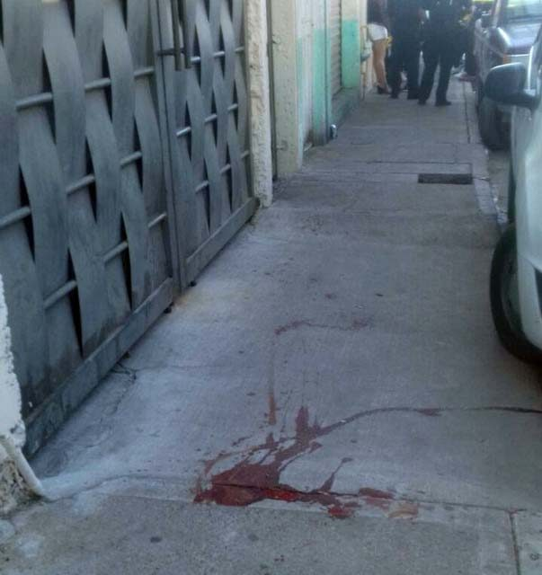 GALERIA/¡Muere un niño de 7 años atropellado en Ags., el conductor iba a ser linchado!