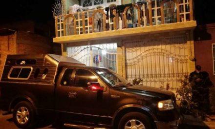 ¡Hombre recibió amenazas por teléfono y luego le balearon su casa y su camioneta en Aguascalientes!