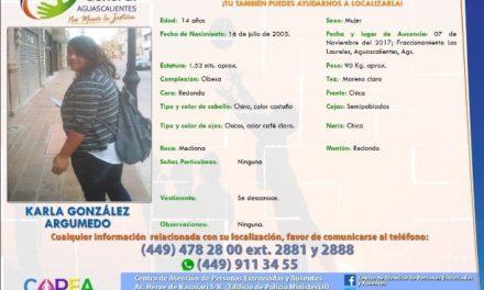 ¡Emiten boletines de búsqueda por 2 mujeres desaparecidas en Aguascalientes!