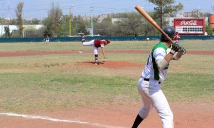¡Inicia el béisbol en la Liga Estatal Universitaria!